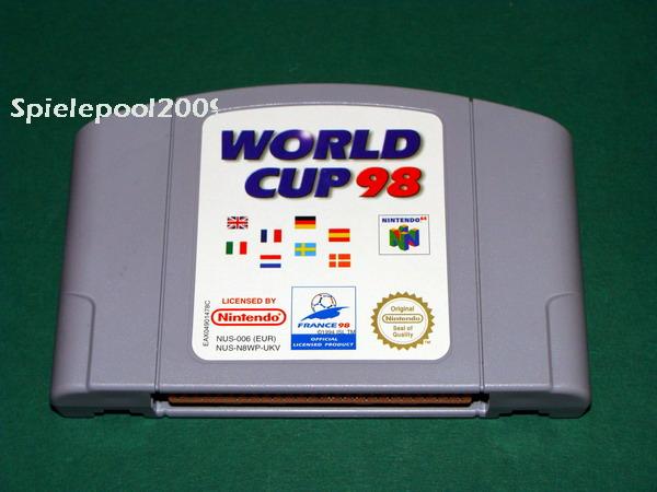 Frankreich-98-Fussball-WM-98-World-Cup-98-N64-Nintendo-64